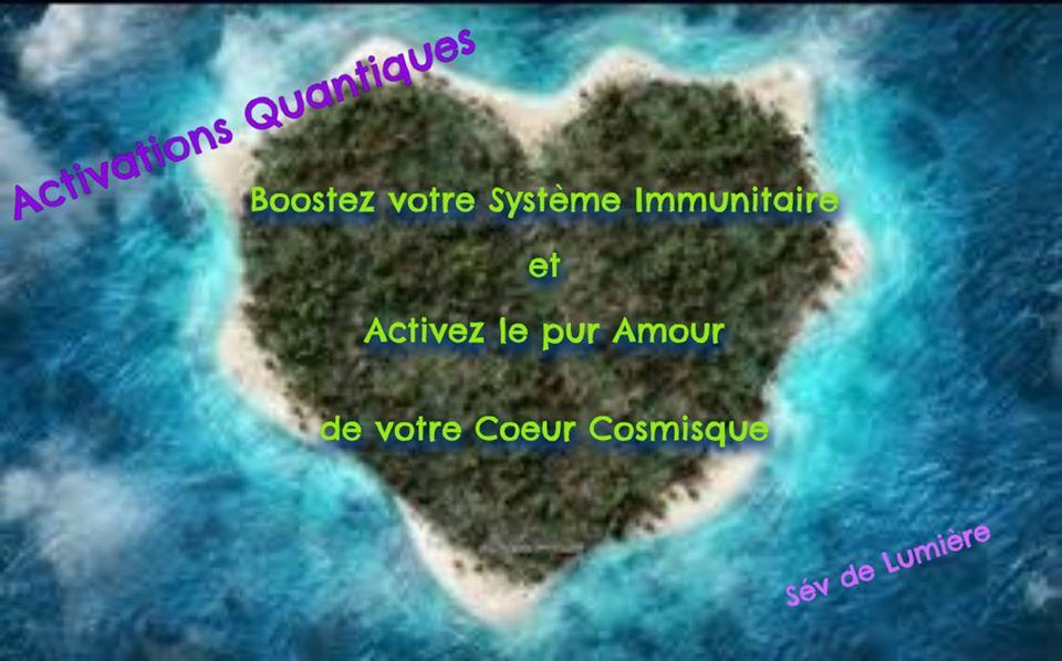 Activations quantiqe coeur syst immu