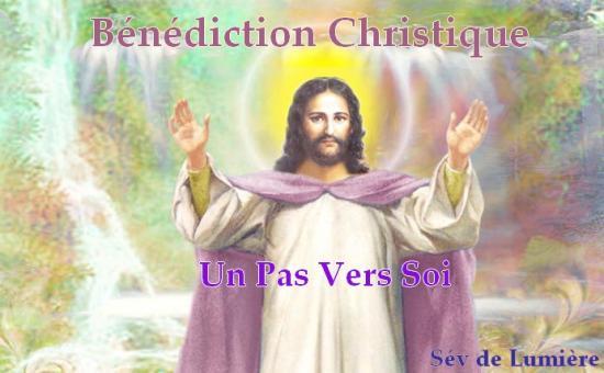 Jesus benediction